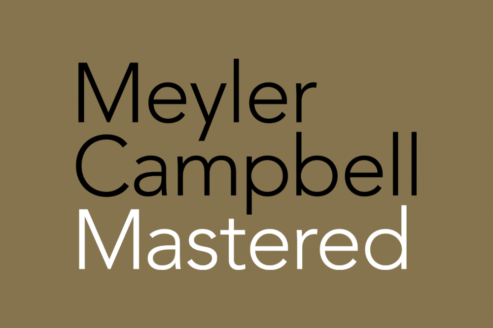 New Accreditation for Mastered