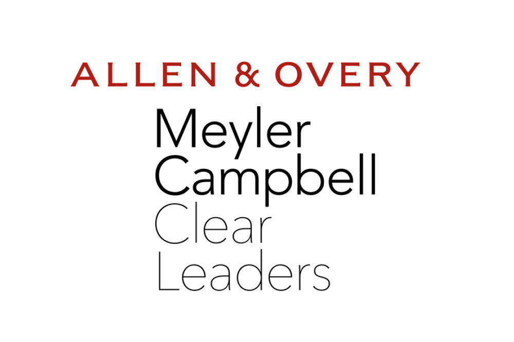 Partnership with Allen & Overy