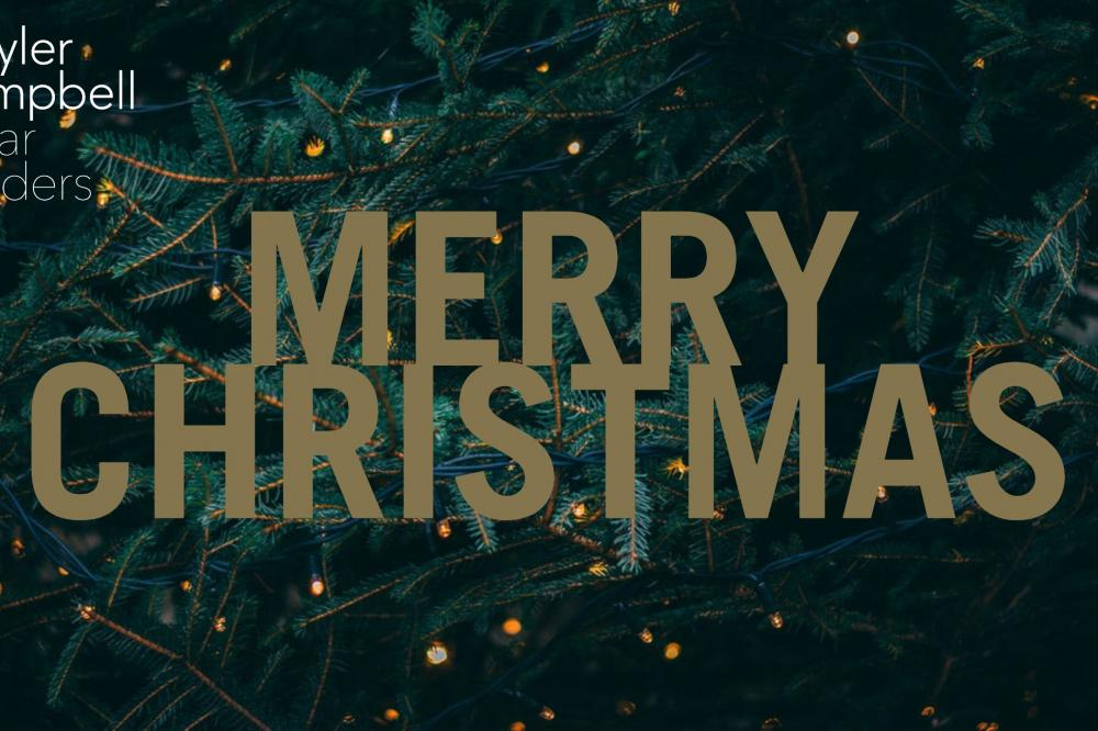 Christmas Message from the CEO