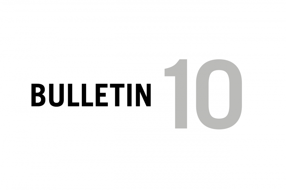 Bulletin 10: Useful resources & learning opportunities